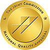 The Joint Commission Accrediation - Gold Seal of Approval
